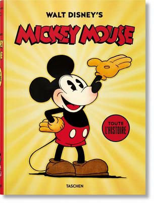 Walt Disney's Mickey Mouse. Toute l'Histoire Cover Image