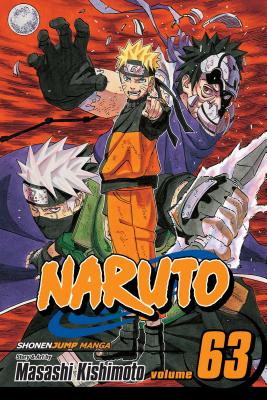 Naruto, Vol. 63 cover image