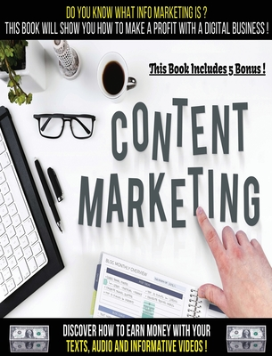 Do You Know What Info Marketing Is? This Book Will Show You How to Make a Profit with a Digital Business: Discover How To Earn Money With Your Texts, Cover Image