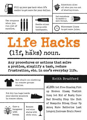 Life Hacks: Any Procedure or Action That Solves a Problem, Simplifies a Task, Reduces Frustration, Etc. in One's Everyday Life Cover Image