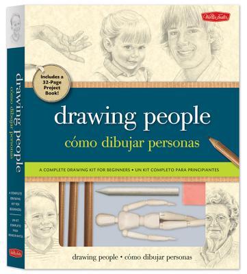 Drawing People/Como Dibujar Peronas Cover