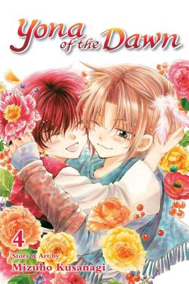 Yona of the Dawn, Vol. 4 Cover Image