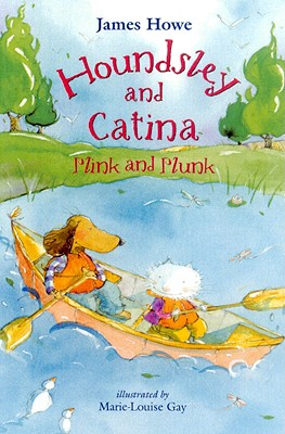 Houndsley and Catina Plink and Plunk Cover