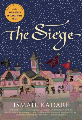 The Siege Cover