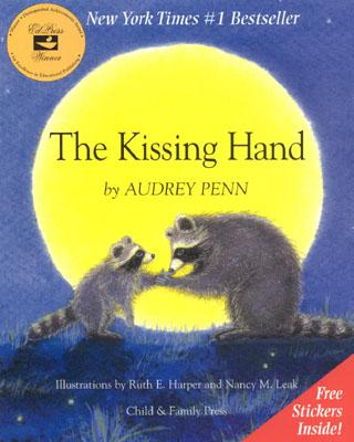 The Kissing Hand [With 40 Kissing Hand] Cover