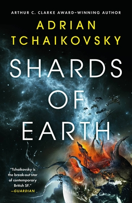 Shards of Earth (The Final Architects Trilogy #1) Cover Image
