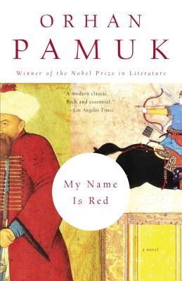 My Name Is Red Cover Image