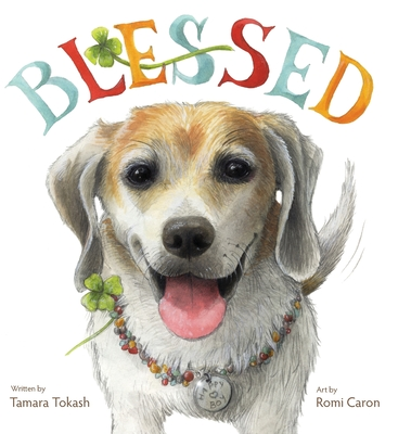 Blessed - A Laboratory Research Dog Cover Image