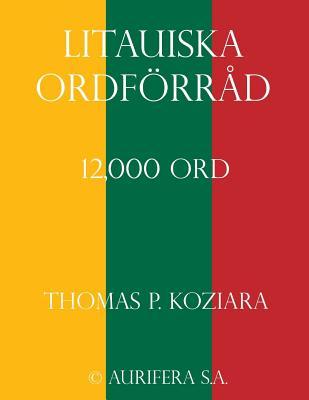Litauiska Ordforrad Cover Image