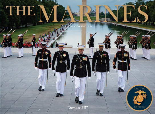 The Marines (U.S. Armed Forces) Cover Image