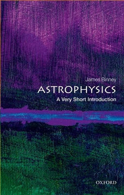 Astrophysics: A Very Short Introduction Cover Image