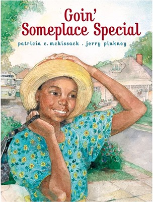 Goin' Someplace Special Cover