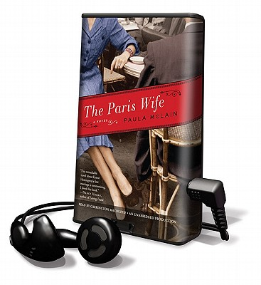 The Paris Wife (Playaway Adult Fiction) Cover Image