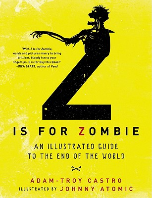 Z Is for Zombie Cover