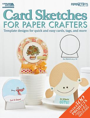 Card Sketches for Paper Crafters Cover