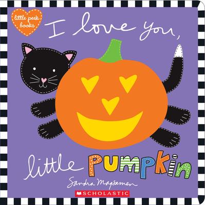 I Love You, Little Pumpkin Cover Image