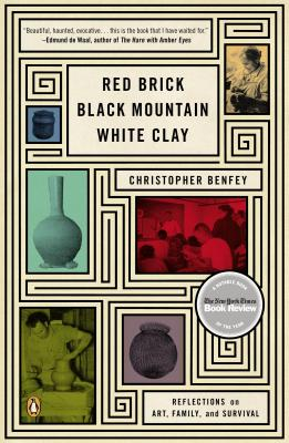 Red Brick, Black Mountain, White Clay: Reflections on Art, Family, and Survival Cover Image