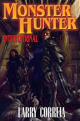Monster Hunter International Cover