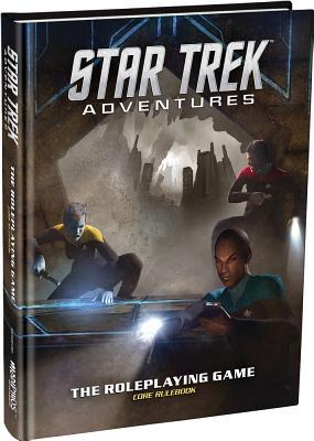 Star Trek Adventures Cover Image