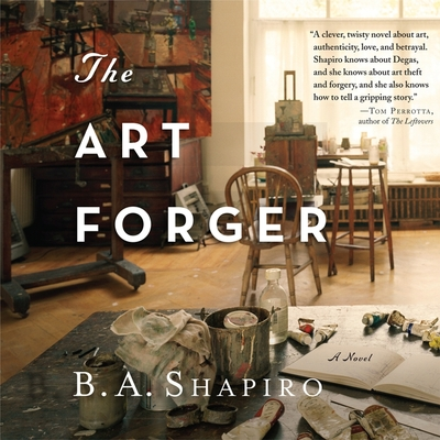 The Art Forger Cover Image