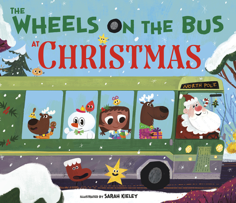 The Wheels on the Bus at Christmas Cover Image