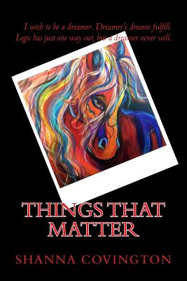 Things That Matter Cover Image