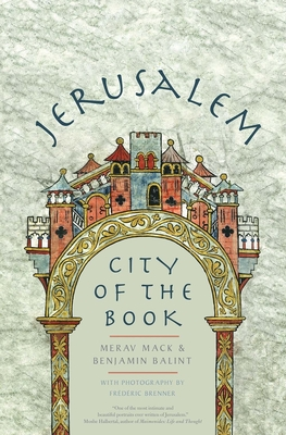 Cover for Jerusalem