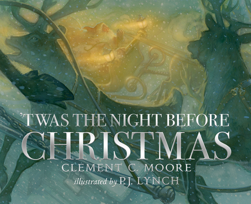 'Twas the Night Before Christmas Cover Image