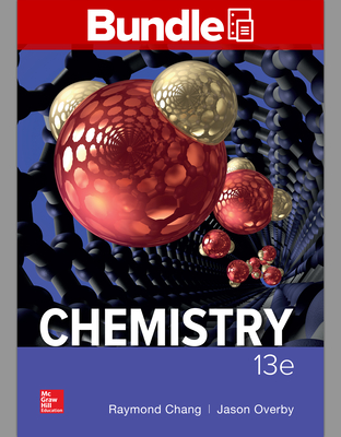 Package: Loose Leaf for Chemistry with Connect 2 Year Access Card [With Access Code] Cover Image