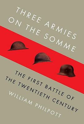 Three Armies on the Somme Cover