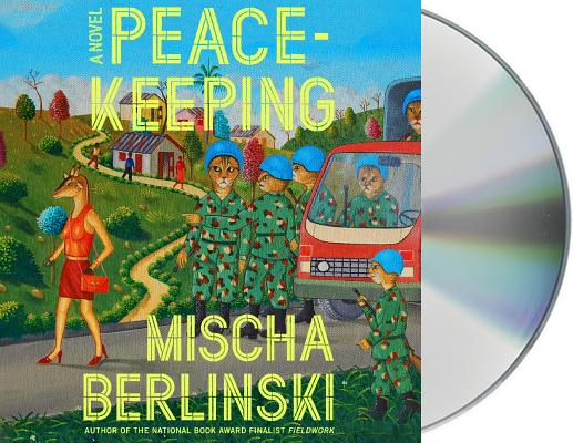 Cover for Peacekeeping