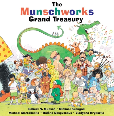 The Munschworks Grand Treasury Cover Image