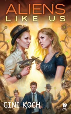 Aliens Like Us (Alien Novels #17) Cover Image