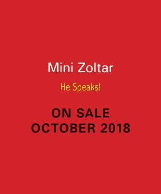 Mini Zoltar: He Speaks! (RP Minis) Cover Image
