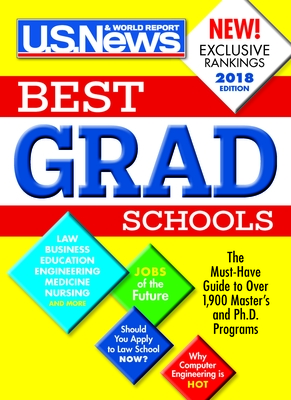 Best Graduate Schools 2018 Cover Image