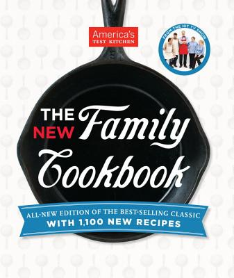 The New Family Cookbook Cover Image