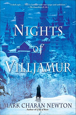 Nights of Villjamur Cover