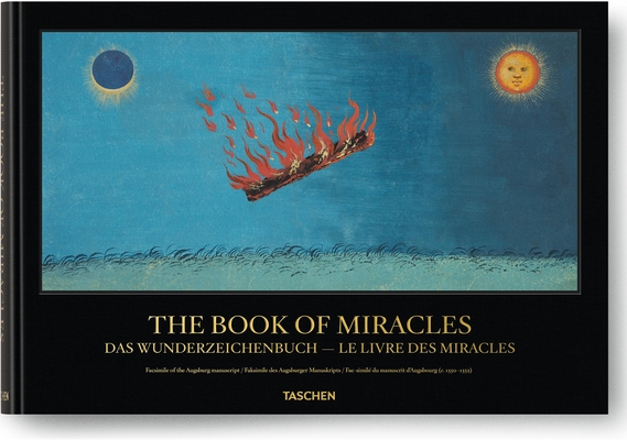 Cover for Book of Miracles