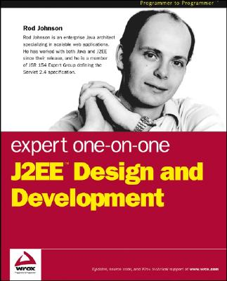 Expert One-on-One J2EE Design and Development Cover Image