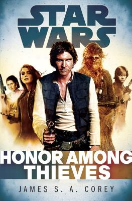 Honor Among Thieves: Star Wars Legends Cover Image