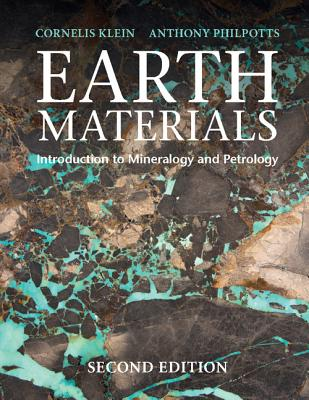 Earth Materials: Introduction to Mineralogy and Petrology Cover Image