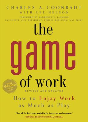 The Game of Work Cover Image