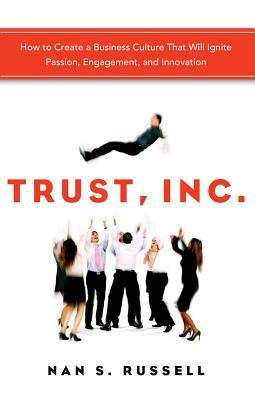 Trust, Inc. Cover