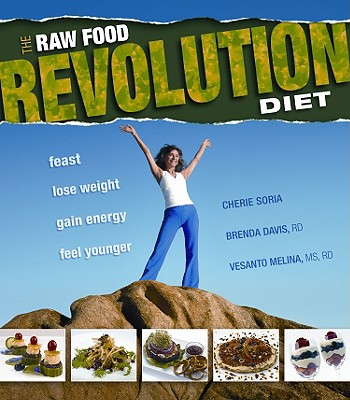 The Raw Food Revolution Diet Cover