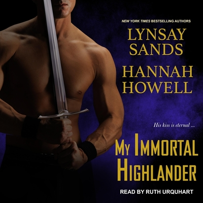 My Immortal Highlander Cover Image