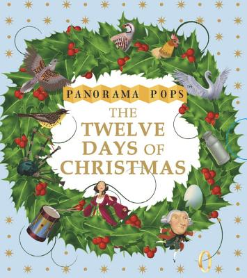 The Twelve Days of Christmas: Panorama Pops Cover Image