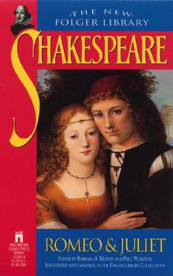The Tragedy of Romeo and Juliet Cover Image