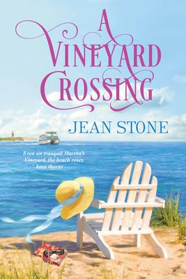 Cover for A Vineyard Crossing (Vineyard Novel)