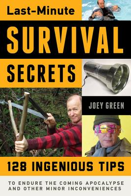 Last-Minute Survival Secrets Cover