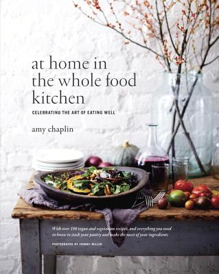 At Home in the Whole Food Kitchen Cover